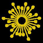 isotipo doradp